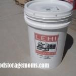 Lehi Roller Mills Hard White Wheat