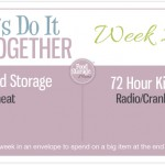 Let's Do It Together Thursday Week #28 Wheat & Radio