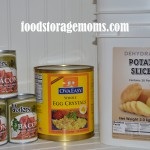 Try it Tuesday-Breakfast with food storage
