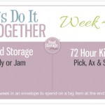 Let's do it Together Thursday Week #40-Jelly/Jam & Pick-Ax-Shovel