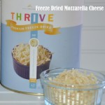 Food Storage Moms Giveaway Freeze Dried Cheese