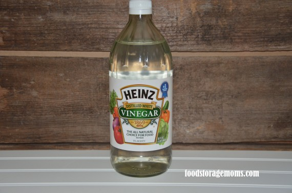 Why You Should Store Vinegar