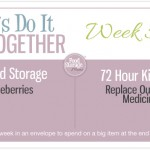 Let's Do It Together Thursday Week #50-Blueberries-Replace Outdated Medicines