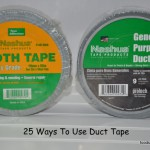 25 Ways To Use Duct Tape