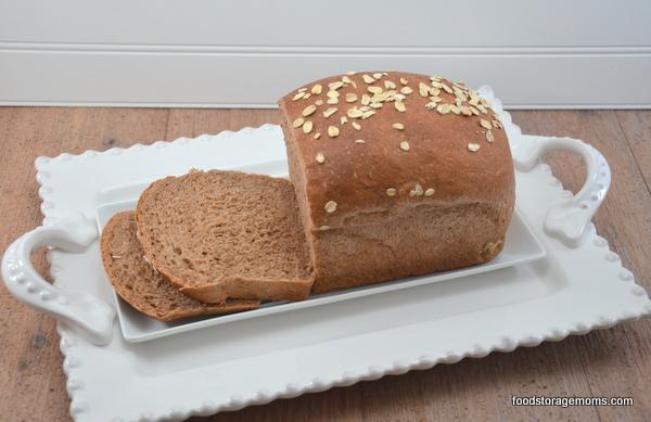 How To Make Pumpernickel-Like Restaurant Bread