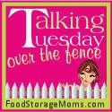 talking tuesday over the fence