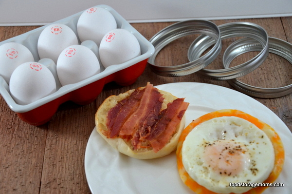 Cook your own egg muffins