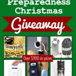Preparedness Blogging Brigade Giveaway