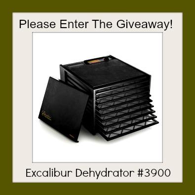 Excalibur 3900 Dehydrator 1