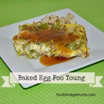 Healthy Baked Egg Foo Young