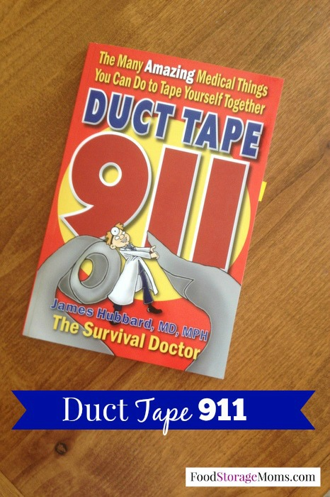 Duct Tape 911 Book Review