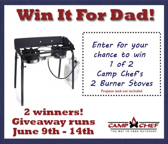 Camp Chef giveaway
