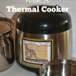 Alternative Cooking-Thermal Cooker