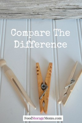 Where to find the perfect clothespins that are strong sturdy and made
