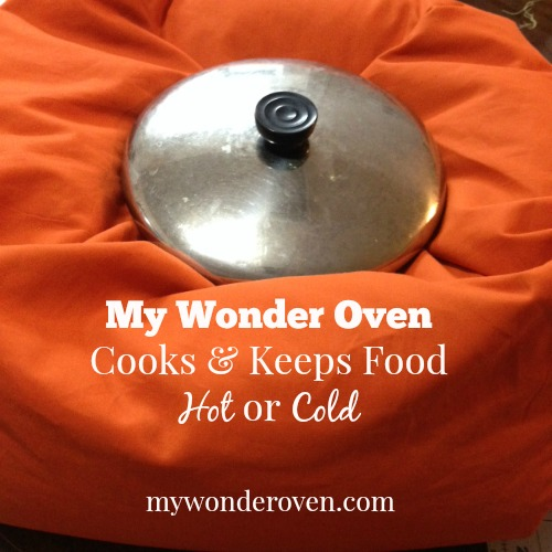 My Wonder Oven Slow Cooker Giveaway-Oct.24th-29th, 2014 byFoodStorageMoms.com