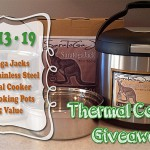 Thermal Cooker Giveaway