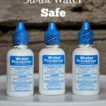 How To Keep Stored Water Safe To Drink Now