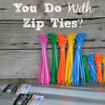 What Can You Do With Zip Ties Every Day Of The Year
