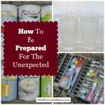 Prepared-How To Be Prepared For the Unexpected