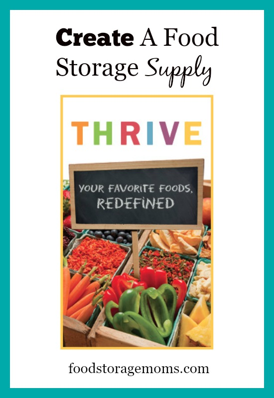 Discover How You Can Create A Food Storage Supply | by FoodStorageMoms.com