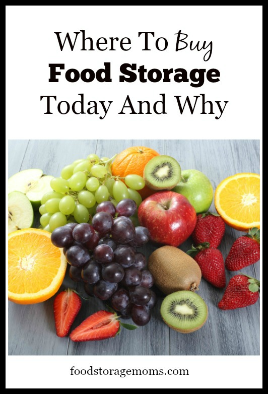 Where To Buy Food Storage Today And Why | by FoodStorageMoms.com
