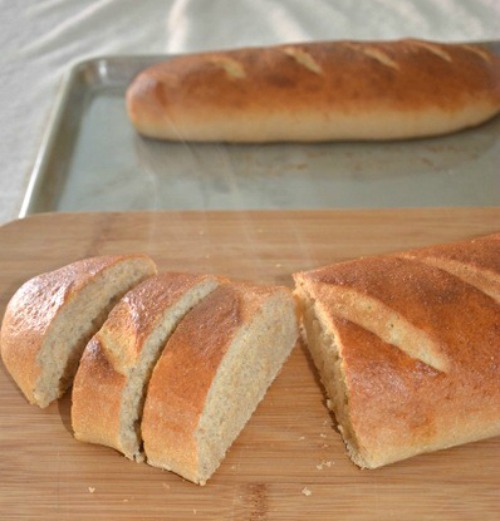 How To Make Whole Wheat French Bread In One Hour