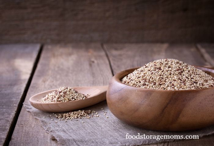 7 Frugal Quinoa Meals Anyone Can Make by FoodStorageMoms.com