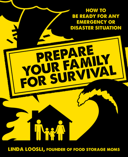 To Be Prepared-Prepare Your Family For Survival