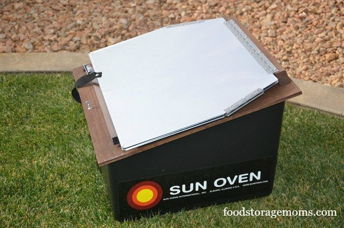 How To Prep Your Sun Oven Today Not Tomorrow by FoodStorageMoms