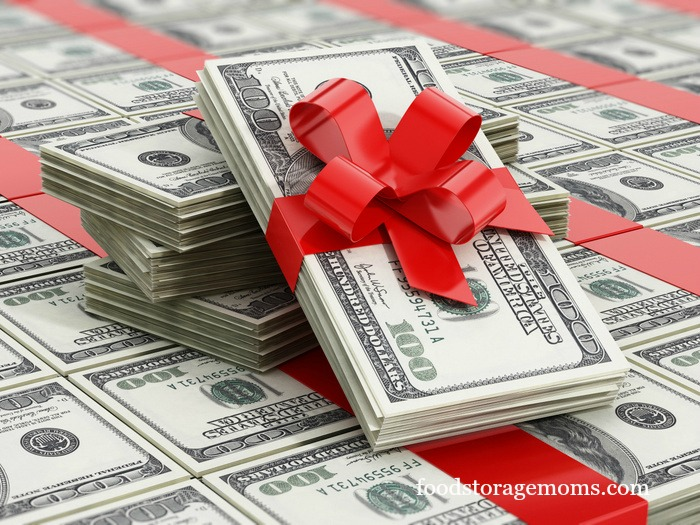 How To Teach The Gift Of Money Management by FoodStorageMoms