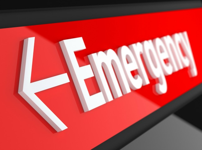 any emergency
