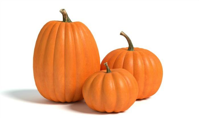 right pumpkin