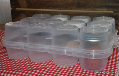 safe food storage container