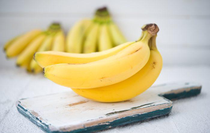 Dehydrate Bananas