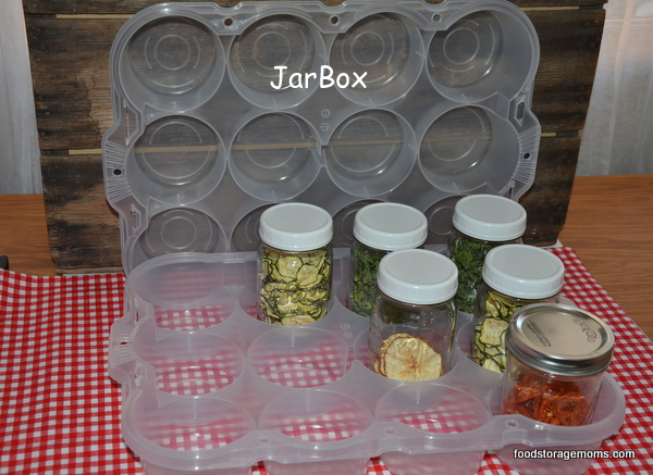 Keep Your Canning Jars Safe Get The JarBOX