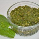 How To Make Fresh Garlic-Parmesan-Pine Nut-Pesto Recipe