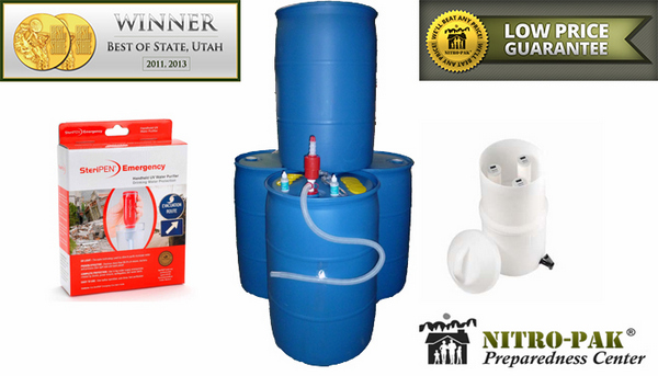 Nitro-Pak Giveaway With Sixteen Of The Best Self Reliant Preppers