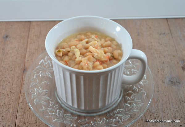 How To Make White Chili Made With Chicken