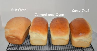 Three Ways To Bake Bread In Different Ovens | via www.foodstoragemoms.com