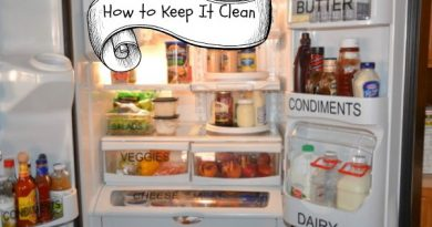 How To Organize Your Refrigerator Shelves And Drawers