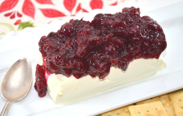 Cranberry Jalapeno