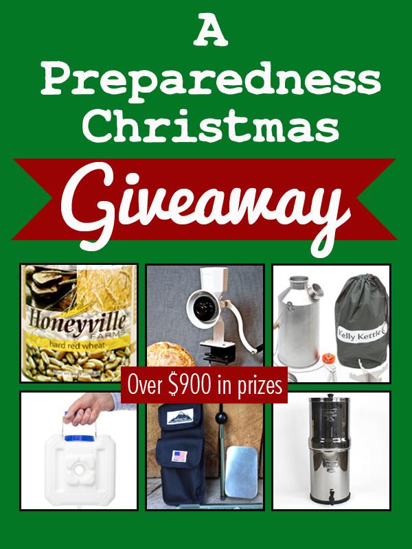 Preparednedd Giveaway