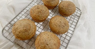 6 Week Bran Muffin Refrigerator Recipe
