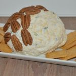Dill Cheddar Green Onion Cream Cheese Ball