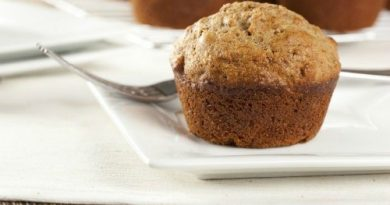 Whole Wheat Morning Glory Muffins
