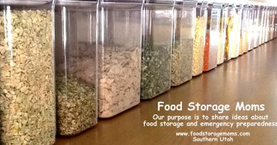 How To Keep Track Of Food Storage Lists-Free Printables| by FoodStorageMoms.com