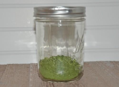 dehydrate kale