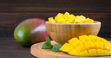 dehydrate mango