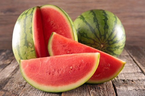 Dehydrate Watermelon