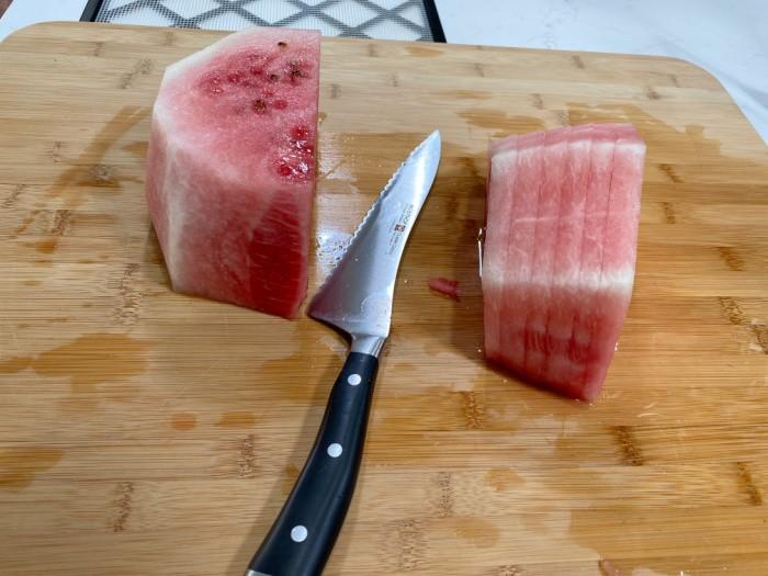 Slice the Watermelon